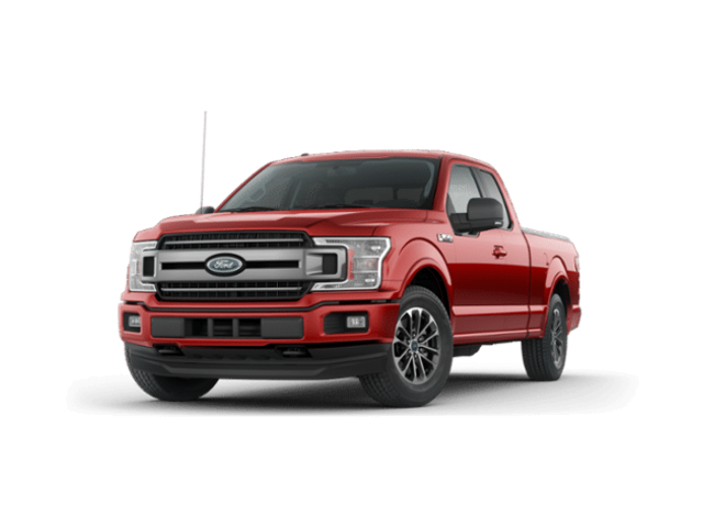 new 2018 Ford F-150 Lariat 4x4 XLT  SuperCab 6.5 ft. SB for sale in Dearborn